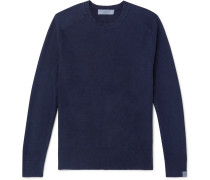 Lance Garment-Dyed Cotton Sweater