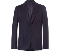 Wool And Cashmere-blend Blazer