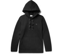 Florida Oversized Fleece-back Cotton-blend Jersey Hoodie