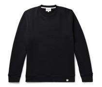 Vagn Loopback Cotton-Jersey Sweatshirt