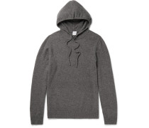 Wool, Yak And Cashmere-blend Hoodie