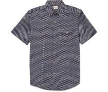 Coast Printed Cotton Shirt