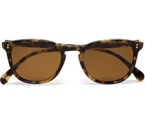Finley Esq. D-frame Tortoiseshell Acetate Sunglasses