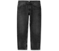 Newel Tapered Denim Jeans