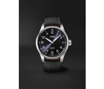 Big Crown ProPilot Big Date Automatic 41mm Stainless Steel and Canvas Watch, Ref. No. 01 751 7761 4065-07 3 20 05LC