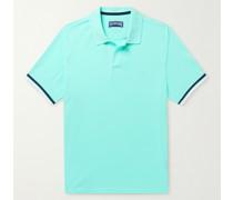 Palatin Slim-Fit Cotton-Piqué Polo Shirt