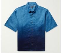 Dégradé Linen Shirt