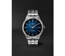 Clifton Baumatic Automatic Chronometer 40mm Stainless Steel Watch, Ref. No. M0A10468