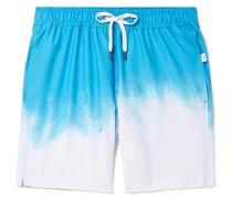 Charles Slim-Fit Short-Length Dégradé Swim Shorts