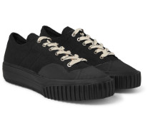 Canvas And Rubber Sneakers