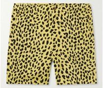 Printed Woven Shorts