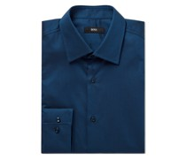 Jango Slim-Fit Cotton-Piqué Shirt