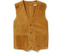 Shorthorn Suede Vest