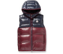 Balmat Quilted Shell Down Gilet