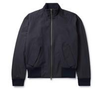 Moburg Cotton-Blend Bomber Jacket