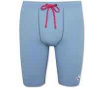 TomTom Tight Stretch Tech-Shell Shorts