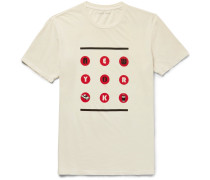 + My Town Printed Cotton-jersey T-shirt