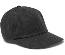 Wool-felt Baseball Cap