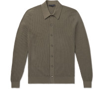 Herringbone Cotton Shirt