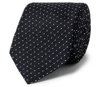 + Drake's Polka-dot Silk Tie