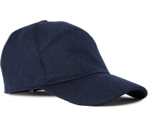 Storm System Baby Cashmere Baseball Cap
