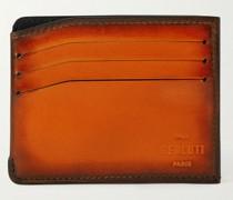 Scritto Venezia Leather Cardholder