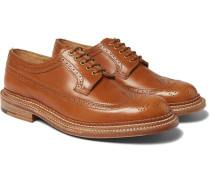 Sid Triple-welted Leather Wingtip Brogues