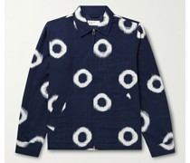 Windcheater Printed Cotton Jacket