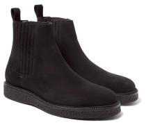 Hugo Suede Chelsea Boots