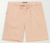 Linen Pyjama Shorts