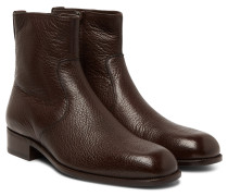Wilson Full-grain Leather Boots