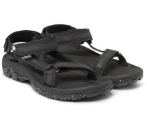 Hurricane Xlt Grosgrain And Rubber Sandals
