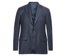 Kincaid No. 2 Slim-Fit Puppytooth Wool Blazer