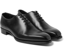 + George Cleverley James Whole-cut Leather Oxford Shoes