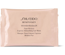 Benefiance WrinkleResist24 Pure Retinol Express Smoothing Eye Mask x 12