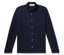 Hampus Crepe Shirt