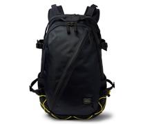 Daypack Padded Nylon Backpack