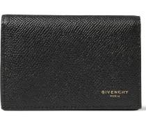 Eros Pebble-grain Leather Bifold Cardholder