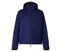 Armada Wool and Nylon-Blend Hooded Jacket