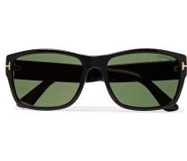 Mason Square-frame Acetate Sunglasses