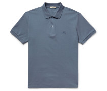Brit Slim-fit Cotton-piqué Polo Shirt