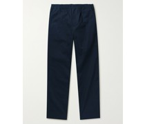 Evald Cotton-Blend Ripstop Trousers