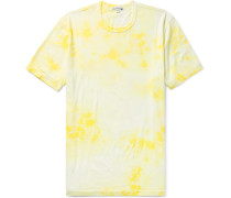 Tie-Dyed Combed Cotton-Jersey T-Shirt