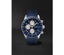 Supermarine Sport Automatic Chronograph 43mm Stainless Steel and Rubber Watch, Ref. No. S200