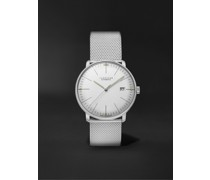 Max Bill Automatic 38mm Stainless Steel Watch, Ref. No. 027/4002.46