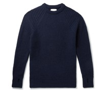 Blenheim Ribbed Wool Sweater