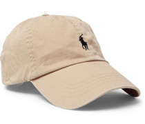 Cotton-twill Baseball Cap