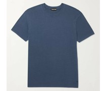 Lyocell and Cotton-Blend Jersey T-Shirt