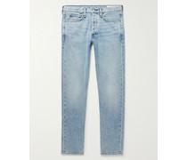 Fit 2 Slim-Fit Organic Jeans