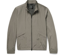 Drafted Shell Blouson Jacket